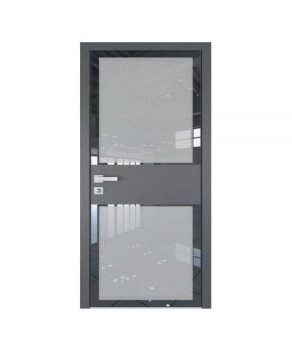 Стеклянные двери EcoVeneerGlass модель 5GK