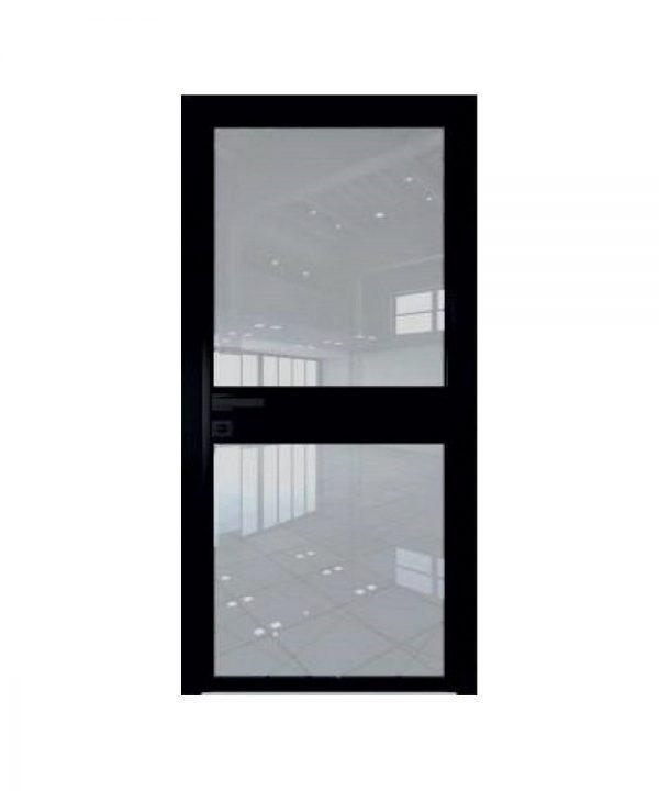 Стеклянные двери EcoVeneerGlass модель 6G