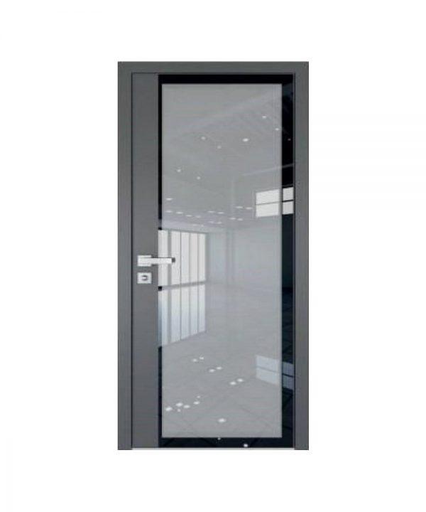 Стеклянные двери EcoVeneerGlass модель 6GK