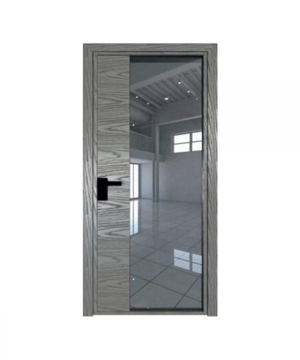 Стеклянные двери EcoVeneerGlass модель 7G