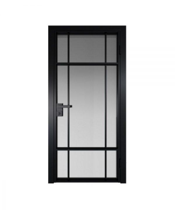 Стеклянные двери EcoVeneerGlass модель 8G