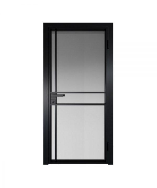 Стеклянные двери EcoVeneerGlass модель 9G