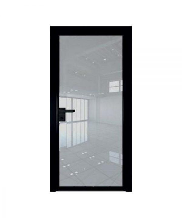 Стеклянные двери EcoVeneerGlass модель 1GP